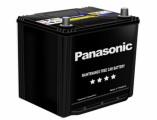 Panasonic 65 MF HIGH SPEC (Silver) /о.п./,черный, BHD (N75D23LBA (65Ah)